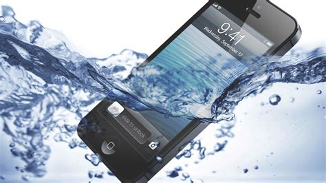 how to tell if an iphone has water damage iphone 5 holds up well in water damage test applemagazine
