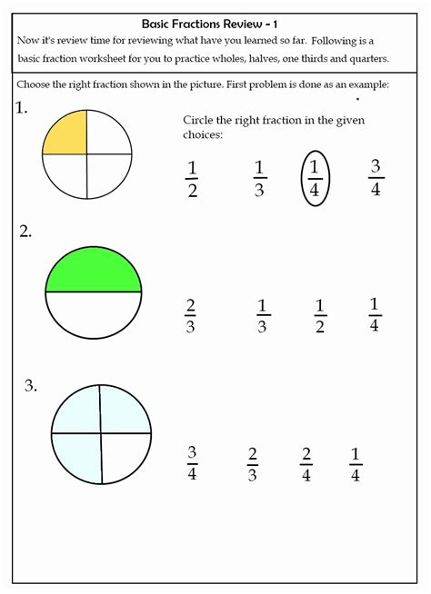 adding fractions worksheet with answers picture worksheet