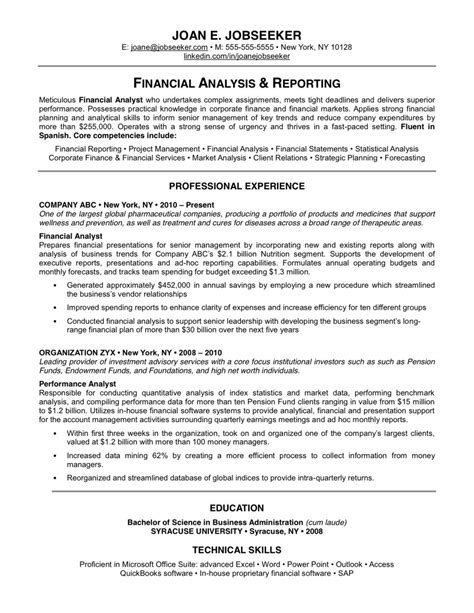 Great Professional Resume Exles by Why This Is An Excellent Resume Business Insider