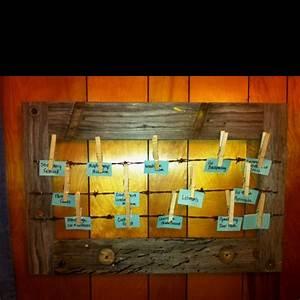 Barb Wire And Barn Board Bucket List
