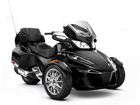spyder rt limited rmm motorcycle rentals