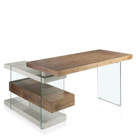 scrivanie per ufficio in vetro scrivania per pc cerd 224 moderna in legno scrivanie