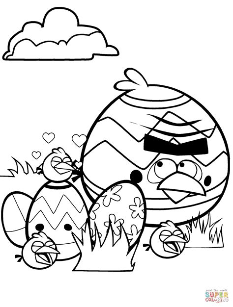 Angry Birds Kleurplaat Printen by 15 Best Printable Angry Birds Colouring Pages For
