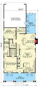 narrow lot house plans craftsman best 25 narrow lot house plans ideas on narrow house plans small open floor house