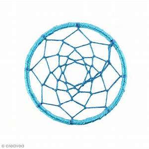 Tissu Attrape Reve : pendentif attrape r ves en tissu bleu turquoise 60 mm ~ Teatrodelosmanantiales.com Idées de Décoration