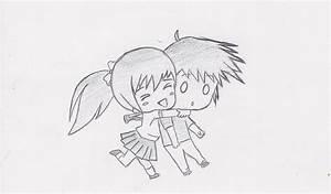 Chibi Hug :3 by Shaco88888888 on DeviantArt