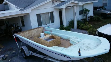 Boat Transom Weight by To Much Weight On Transom Closed Transom The Hull