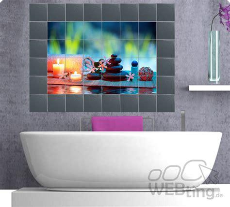 Badezimmer Fliesen Sticker by Fliesenaufkleber Fliesenbild Fliesen Aufkleber Sticker