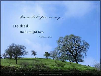 Easter Scripture Christian Spring Wallpapers Religious Backgrounds