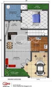 house plans 5 marla house plan 1200 sq ft 25x45 www modrenplan