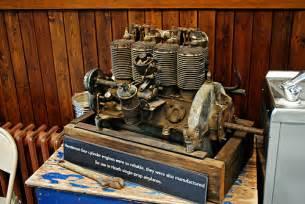 Henderson 4 Cylinder Engine