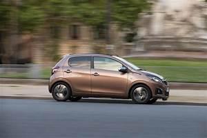 Peugeot 108 5 Portes Occasion : peugeot 108 une f line tr s urbaine automobile ~ Gottalentnigeria.com Avis de Voitures