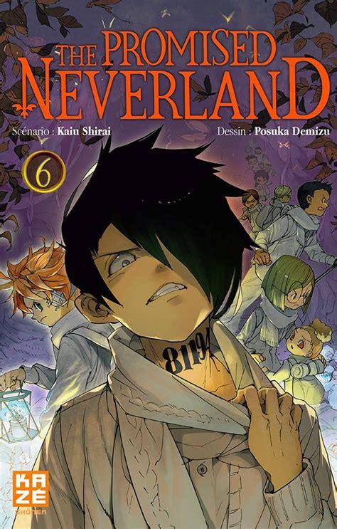 vol  promised neverland manga manga news