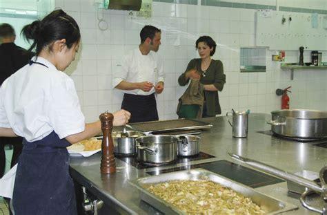 cours de cuisine avec thierry marx ecole de cuisine de thierry marx