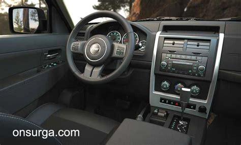 2012 Jeep Liberty Bring Classic Rugged Boxy Brand Styling