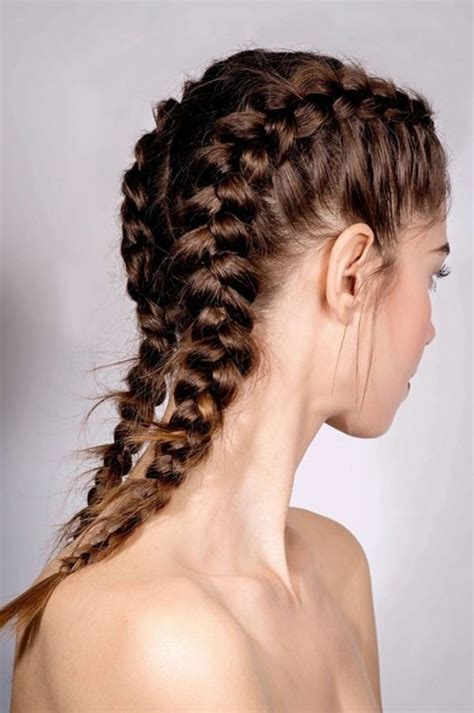 Braid Hairstyle by 90 Beautiful Braid Hairstyles That Will Spice Up Your Looks