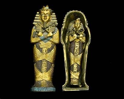 Egypt Gold Treasure Mummy Sarcophagus Tut Egyptian