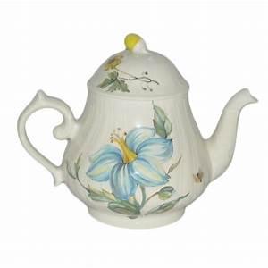 Teekanne 1 Liter : villeroy boch bouquet teekanne 1 1 liter ~ Whattoseeinmadrid.com Haus und Dekorationen