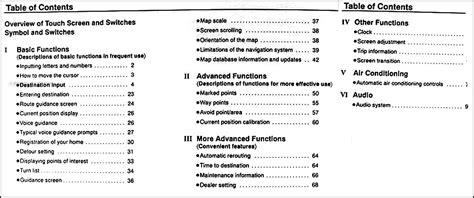 manual repair free 2001 lexus is security system 2001 lexus rx 300 navigation system owners manual original