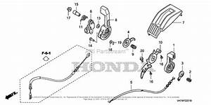 Honda Hrx217 Hxa Lawn Mower  Usa  Vin  Maga