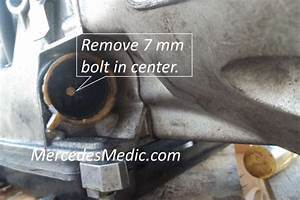 Diy Replace Transmission Connector Adapter Plug O