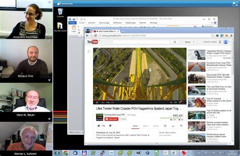 partage de bureau partage de bureau et vidéo collaboration nextgen avec tixeo
