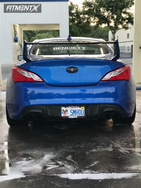 Hyundai intends to showcase at least three modified genesis coupes for the sema show next month in las vegas. 2012 Hyundai Genesis Coupe Rotiform Spf Stock Stock ...