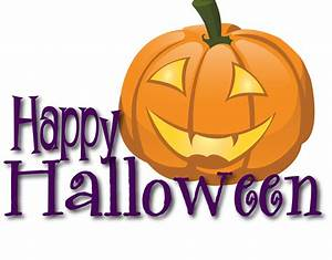 Free Printable happy halloween banner clipart template png ...