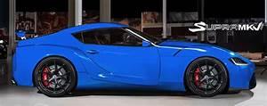 Best 2019 Toyota Supra Side Image Car Blog