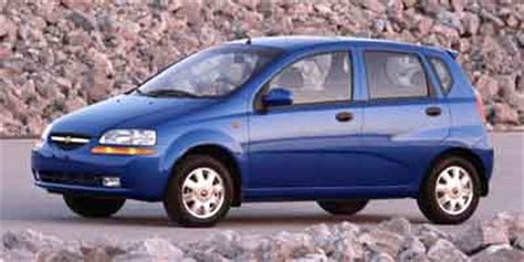 2004 Chevrolet Aveo (chevy) Review, Ratings, Specs, Prices