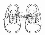 Coloring Shoes Printable Colouring Adults Ecolorings Shoe Template Sheets Preschool Kit Birthday sketch template