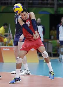 US men's volleyball team beats Mexico to reach ...