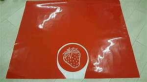 vinyl cut lettering With vinyl cut lettering