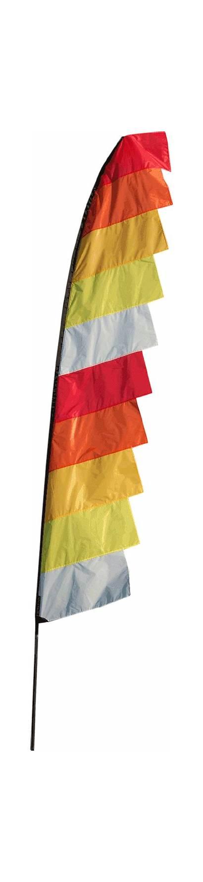 Feather Swooper 6m Banner Flagseller Flag