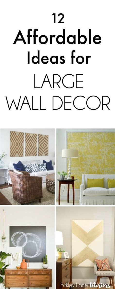 Decorating Ideas Blank Wall by 36 Blank Wall Ideas Living Room How To Decorate A Big