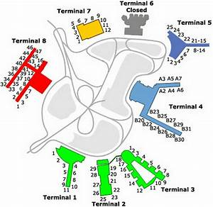 Us Airport Terminal Maps  Slideshow  Quiz