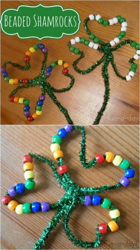 creative  fun st patricks day crafts  kids
