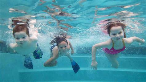 foto de American Academy of Pediatrics: Kids Swimming Lessons