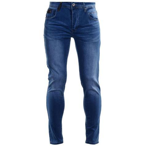 born rich osmium jeans mens gents straight pants trousers