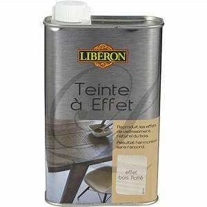 Peinture Effet Bois Flotté : teinte effet liberon 0 5 l effet bois flott leroy ~ Dailycaller-alerts.com Idées de Décoration