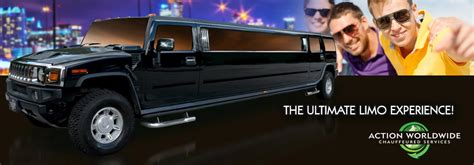 Worldwide Limo Service by Atlanta Bachelor Limousine Service