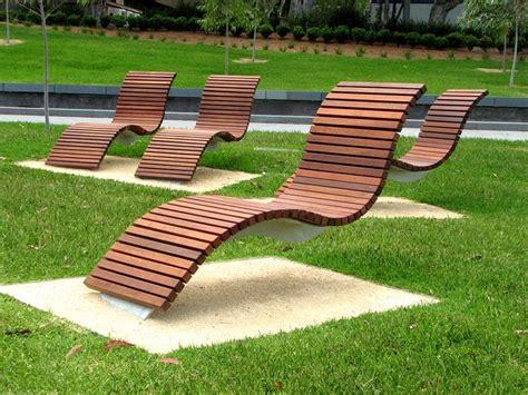 wooden outdoor furniture garden bench seats garden