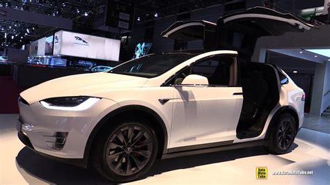 2019 Tesla Interior by 2019 Tesla Model X P100d Exterior And Interior