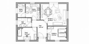 Haus Bauen Grundriss Erstellen : grundriss haus ebenerdig ~ Michelbontemps.com Haus und Dekorationen