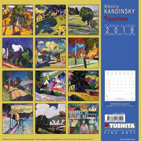 kandinsky figuratives calendars ukposterseuroposters