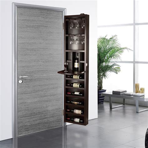 behind the door cabinet cabidor behind the door wine storage cabinet the green