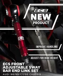 :: ECS Tuning :: NEW!! ECS Front Adjustable Sway Bar End ...