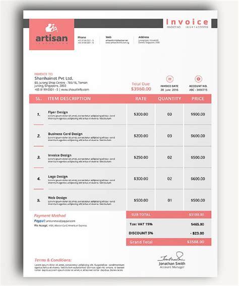 15+ Free Google Docs Invoice Templates | UTemplates
