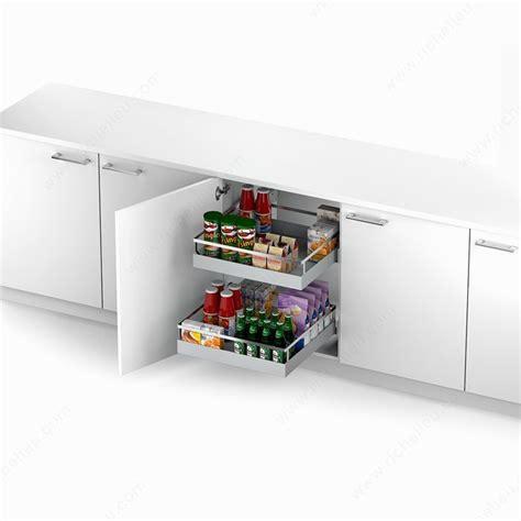 tiroir interieur cuisine tiroir intérieur universel quincaillerie richelieu