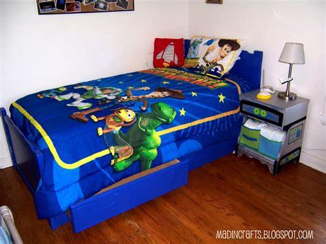 boy bed a big boy bed transformation mad in crafts